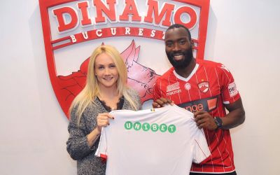 Gregory Tade a semnat cu Dinamo