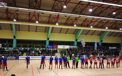 Liga Zimbrilor: CSA Steaua a câștigat confruntarea cu Dinamo