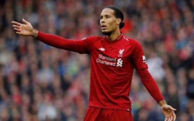 VIDEO/ Virgil Van Dijk a primit propiul său cântec din partea fanilor lui Liverpool