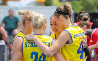 Naționala de baschet feminin a României a terminat cu victorie preliminariile pentru Euro 2019