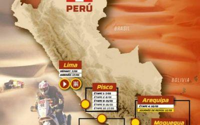 VIDEO / Prezentare: Raliul Dakar se va desfășura doar în Peru