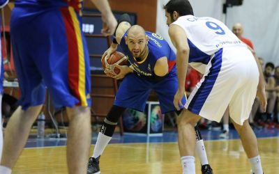 Pe cine contează naționala de baschet masculin a României în meciul cu Kosovo, din preliminariile CE 2021