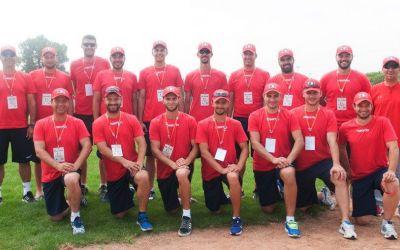 Echipa de baseball a României, promovată în al doilea eșalon european