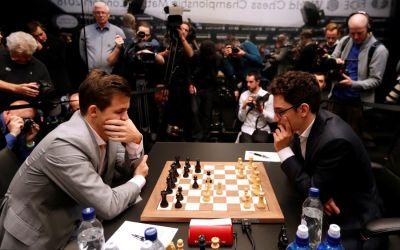 Magnus Carlsen rămâne cmpion mondial, după un duel aprig cu Fabiano Caruana
