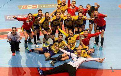 O victorie de poveste. Handbalistele României au răpus Norvegia, campioana europeană