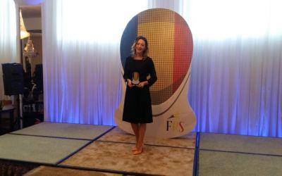 Ana Maria Popescu, cea mai bună scrimeră a anului 2018