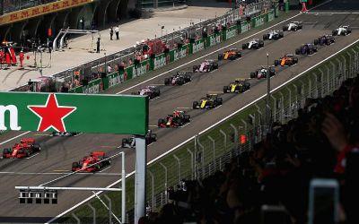 Formula 1: Programul sezonului 2019