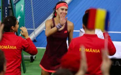 Sorana Cîrstea și-a anunțat retragerea din echipa de Fed Cup a României