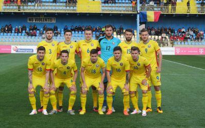 Grupă accesibilă pentru naționala de tineret a României în preliminariile pentru Euro 2021