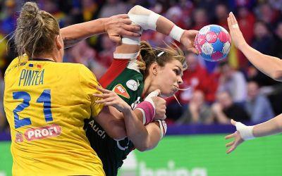 Naționala de handbal feminin a României a pierdut cu Ungaria și stă cu ochii pe meciul Olanda-Germania