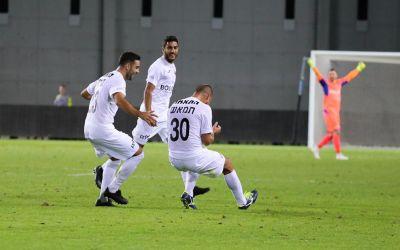 Gabi Tamaș, decisiv pentru echipa sa Hapoel Haifa