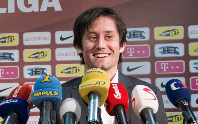 Tomas Rosicky, noul director sportiv al Spartei Praga