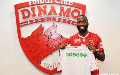 Gregory Tade și-a reziliat contractul cu Dinamo