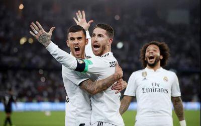 Real Madrid a câștigat pentru al treilea an la rând Campionatul Mondial al Cluburilor
