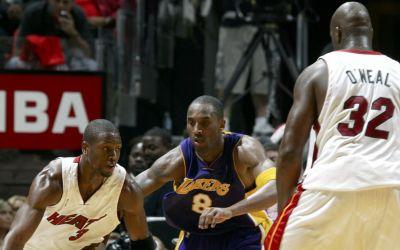 Special/ Meciul de Crăciun dintre LA Lakers și Miami Heat. Kobe Bryant versus Shaquille O'Neal