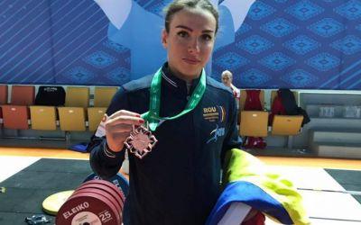 Halterofila Cristina Iovu, pasibilă de suspendare pe viață din cauza dopajului