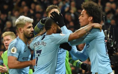 Manchester City a relansat campionatul, după ce a învins liderul Liverpool