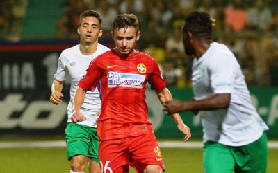 Liga 1: FCSB l-a cedat pe Daniel Benzar la Călărași