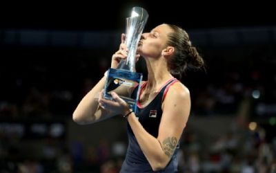 Karolina Pliskova, campioană la Brisbane