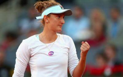 Irina Begu s-a calificat spectaculos în sferturi la Hobart