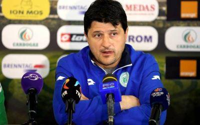Adrian Falub este noul antrenor al Concordiei Chiajna