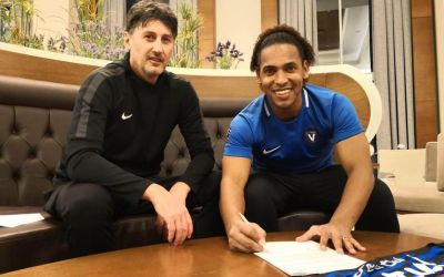Eric revine în Liga 1. Brazilianul a semnat cu Viitorul