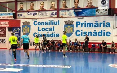 Cupa EHF: Măgura Cisnădie a pierdut și cu Bietigheim