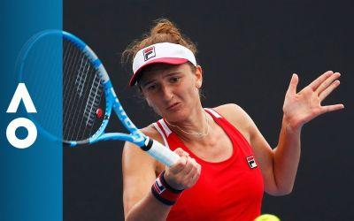 Australian Open: Begu accede în turul secund. Cîrstea și Niculescu, eliminate
