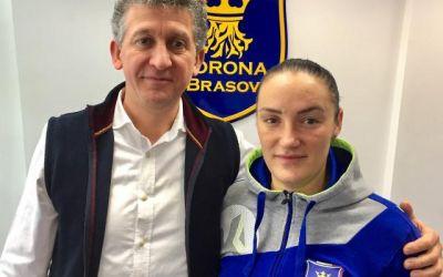 Corona Brașov le-a cooptat pe Raluca Agrigoroaie și Victoria Timoșenkova, dar s-a despărțit de Tatalovic