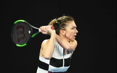 VIDEO / Australian Open: Simona Halep a trecut și de turul secund, cu emoții
