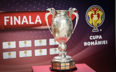 Au fost trase la sorți meciurile din sferturile Cupei României la fotbal