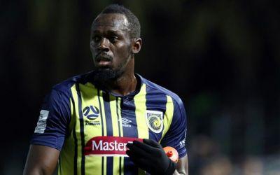 Usain Bolt a abandonat ideea de a deveni fotbalist