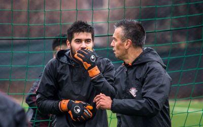 Portarul Vlad Ignat devine al doilea român care va juca în campionatul din Gibraltar