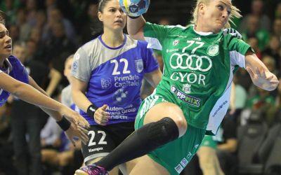 CSM București, învins de Gyor în Liga Campionilor