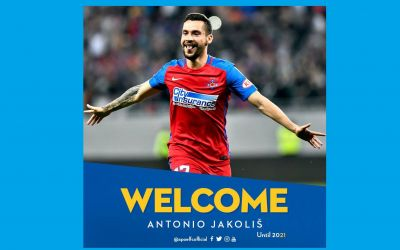 Antonio Jakolis, transferat de FCSB în Cipru
