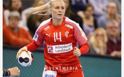 Daneza Lotte Grigel a semnat cu Nantes