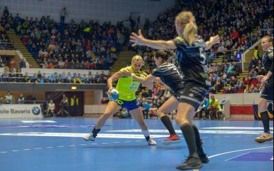 CSM București a trecut fără probleme de Krim Ljubljana, în Liga Campionilor la handbal feminin