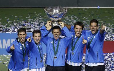 Cupa Davis: 12 echipe s-au calificat pentru turneul final de la Madrid