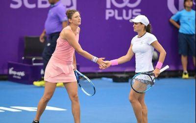 Perechea Begu - Niculescu a câştigat turneul Thailand Open