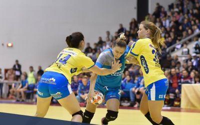 Cupa EHF: SCM Craiova, egal cu Nykobing, spulberă orice șansă de a avansa în competiție