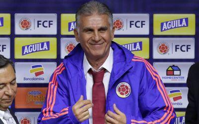 Carlos Quiroz este noul selecționer al Columbiei