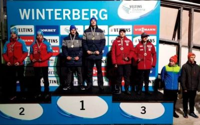 Aur pentru România la Cupa Mondială de sanie de la Winterberg