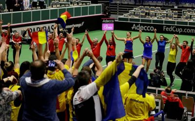 Fed Cup: România a învins Cehia, deținătoarea trofeului, și va înfrunta Franța în semifinale