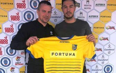 Liga 1: Gabi Iancu a semnat cu Dunărea Călărași, Poli Iași l-a adus pe Joao Teixeira