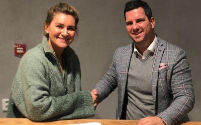 Amanda Kurtovic nu va continua la CSM București. Nordica a semnat cu Gyor