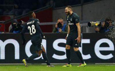 Real Madrid, chinuită de gașca lui Erik Ten Hag! Ajax, aproape de un rezultat mare