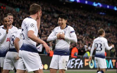 Tottenham câștigă la scor de neprezentare duelul cu Borussia Dortmund