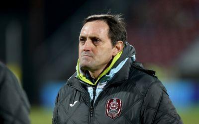 CFR Cluj l-a demis pe Antonio Conceicao. Minteuan, interimar