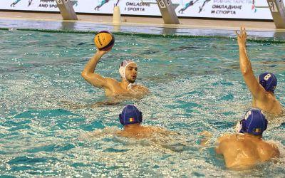 Naționala de polo a României, învinsă de Serbia în preliminariile Ligii Mondiale