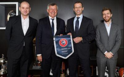 EHF și UEFA pun la cale o strategie comună